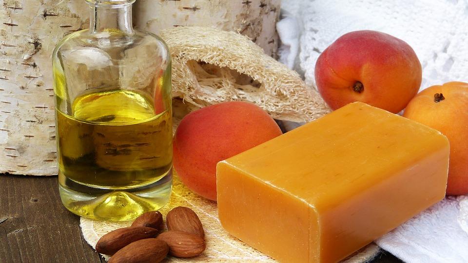 Crema y aceite corporal