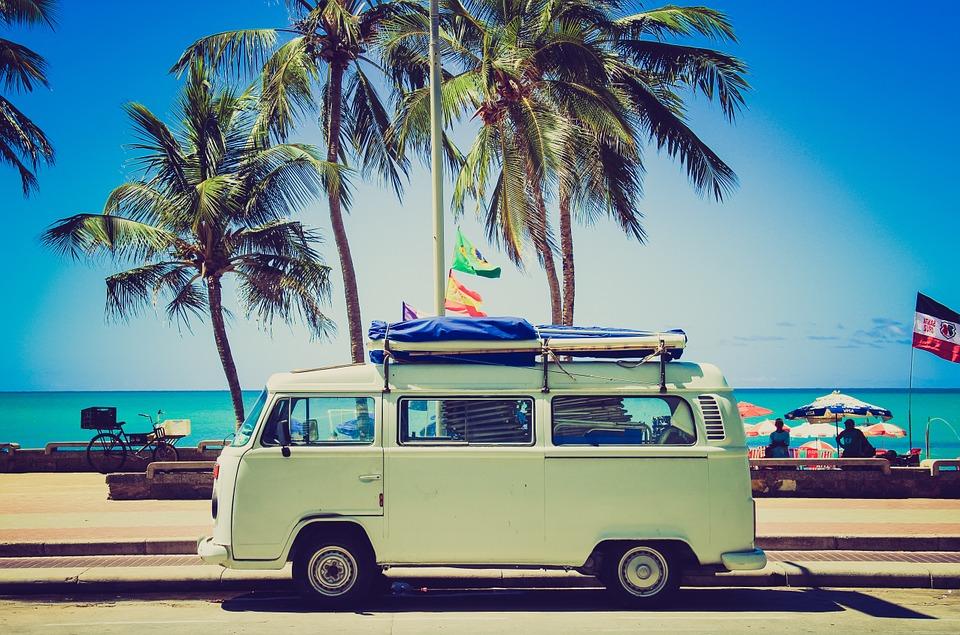 Viajar para mejorar tu salud