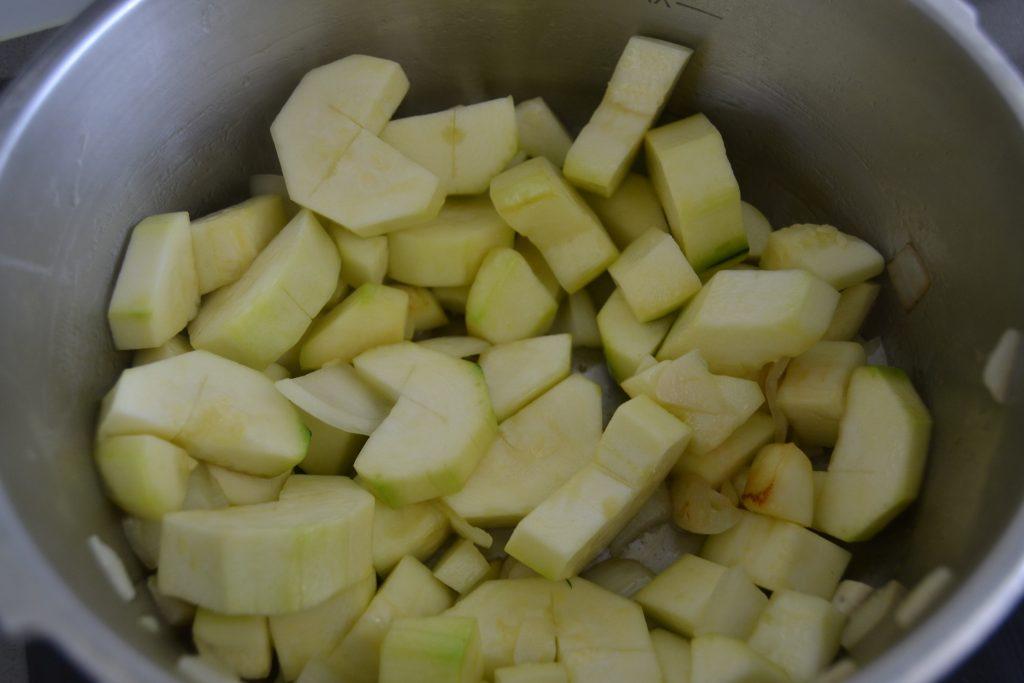 Receta Crema de calabacín - Hábitos Saludables de Vida (4)