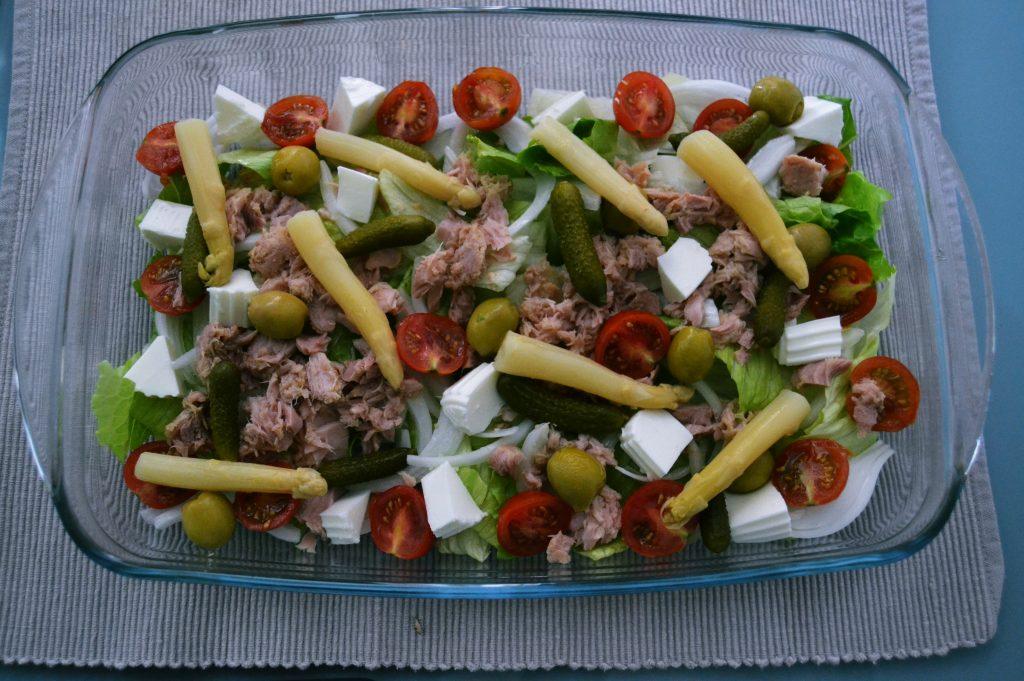 Receta Ensalada campera - Hábitos Saludables de Vida (5)