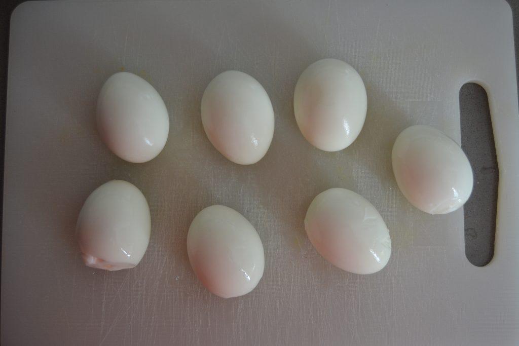 Receta Huevos Rellenos - Hábitos Saludables de Vida (7)
