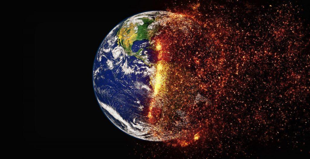 Cambio Climático - Habitos Saludables de Vida